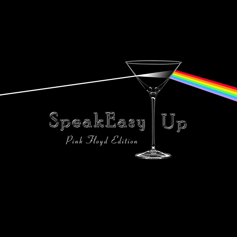 Speakeasyup Pink Floyd Menu
